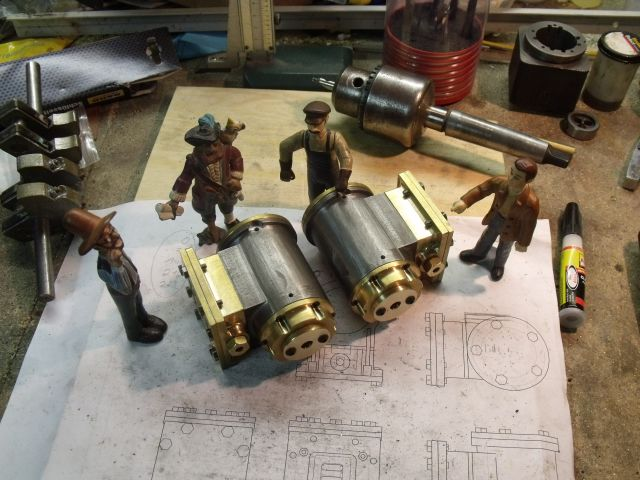 bronzestangen 6 mm mit gewinde